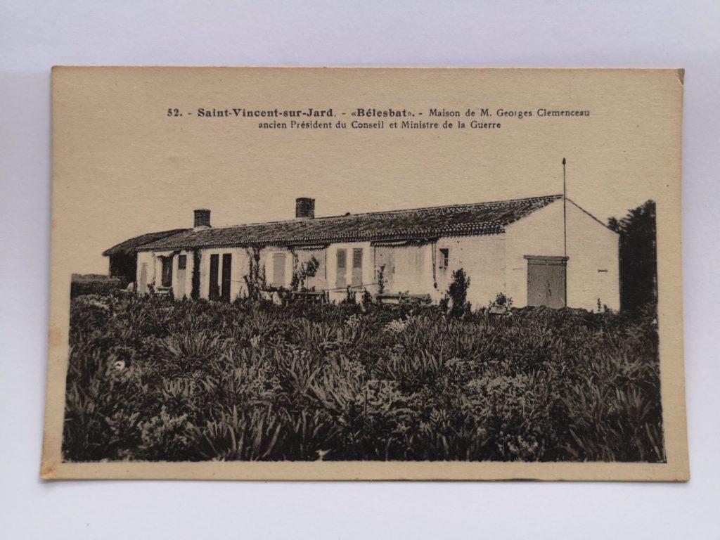 carte-postale-georges-clemenceau